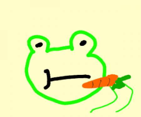 Ruletka warzywno - owocowa Żabek