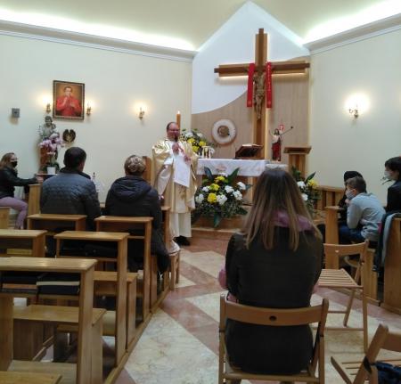 Niedzielna Msza święta dla dzieci